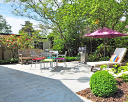 Outdoor Living Spaces page