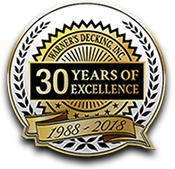 30 Years of Excellence Emblem