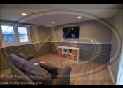 Westmont IL  Custom Basement Remodeling