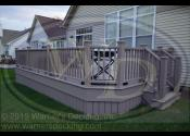 Aurora, IL 60505  Trex Transcend Rope Swing Decking Trex Transcend Rope Swing Railings, Posts, Fascia, Skirting, Boarder and Balusters Trex Transcend Gate Trex Cap Lights Trex Riser Lights