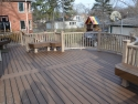 curved deck 20