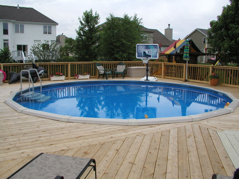 Pool Deck By Warneru0027s Decking